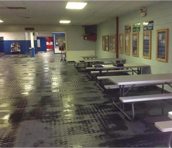 Commercial Water Damage Can Happen Anywhere!