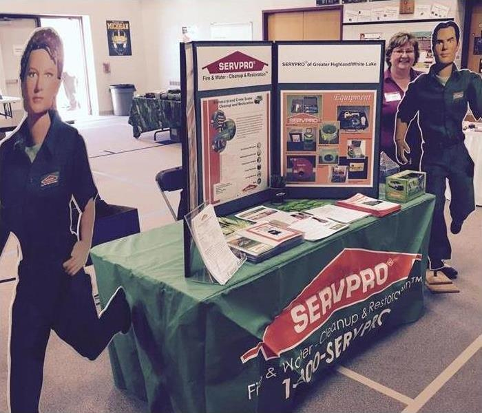 Why SERVPRO Meet our Team!