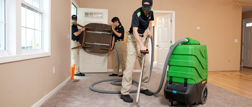 Highland, MI residential restoration cleaning